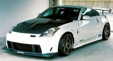 for 350Z 03-08 Nissan WN style Poly Fiber full body kit bumper front side rear