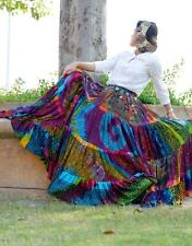 Tribal BellyDance ATS Gypsy 25 Yard Amazing Skirt~Each Unique&One of A Kind!