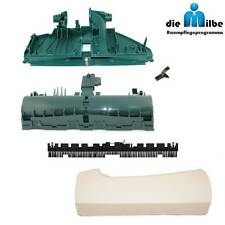 5 tlg. Set Tunnel+Haube+Bodenplatte+Bürste passend f. Vorwerk Kobold EB-350-351