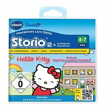 VTech 80-231104  - Storio 2 Lernspiel - Hello Kitty