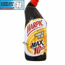 750ML HARPIC POWERPLUS CITRUS LIQUID TOILET CLEANER