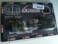 New Extreme Archery EXR Sniper 1900 Bow Sight 6 Pins Realtree AP Camo