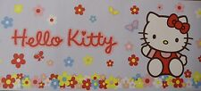 Blue Hello Kitty - Kids Wallpaper Border - Daisy  Nursery Frieze - Cheap 5 metre