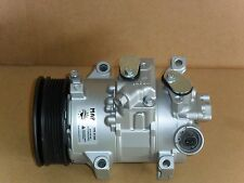 AC COMPRESSOR 2009, 2010, 2011, 2012 TOYOTA COROLLA, MATRIX, SCION XB 2.4