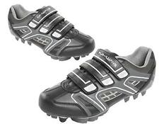 mtb cycling shoes for SPD Cleats Size 43 Bike shoes, 3 Velcro fasteners