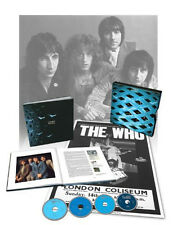 THE WHO, TOMMY, SUPER DELUXE LIMITED EDITION BOX SET (NEW)