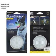 GLOW STREAK LIGHT UP LED BALL MULTI COLOR NIGHT MOTION BALL CHUCK IT NITE IZE