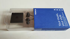 Oficial Nokia bh-121 Clip-on Wireless Bluetooth In-Ear auriculares estéreo Negro