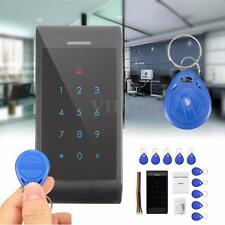 RFID Entry Door Lock Access Control System Password Keypad + 10 ID Card Reader