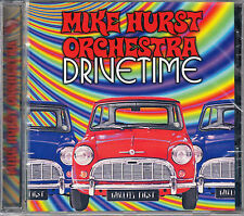 Mike Hurst 'DRIVETIME' CD New/Sealed - UK Angel Air