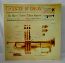 "The Harry ""Sweets"" Edison Quintet ""Patented By Edison"" Vinyl LP Record. R-52041"