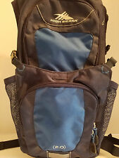 High Sierra Blue 2.0 Backpack Outdoor Daypack Hiking