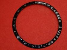 BEZEL INSERT TO FIT OMEGA SPEEDMASTER 175.0032 175.00321 175.0039 175.0040
