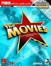 Prima Official Game Guides: The Movies : Run the Studio, Shoot the Movies,...