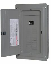 Siemens 100 A LOAD CENTER PANEL AMP Fuse Box 20 Space Main BREAKERS