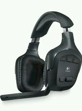 Logitech Wireless Gaming Headset G930 with 7.1 Surround Sound NEW