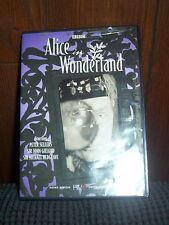 Alice in Wonderland (DVD, 2003) BBC Michael Redgrave Peter Sellers Hard to Find!