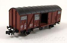 Fleischmann 8330 K Güterwagen Grs Gmhs 53 DB EUROP Spur N NEM KKK