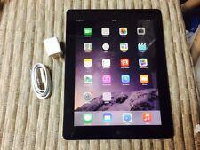 Apple iPad 4th Generation 32GB, Wi-Fi + Cellular (AT&T), 9.7in - Black