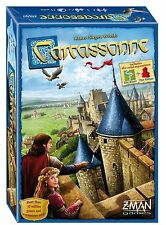 Carcassonne: New Edition Board Game BRAND NEW FREE P&P
