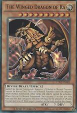 YU-GI-OH ULTRA RARE: THE WINGED DRAGON OF RA  LDK2-ENS03 - LIMITED EDITION
