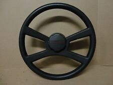 GM Factory Chevy Truck Blazer Suburban Simulated Leather Steering Wheel 84 87 91