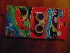 Hallmark NORTHPOLE Polar Explorer Map & 3D Goggles Elves Exploration Activities
