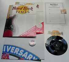 Vintage Hard Rock Cafe 20th Anniversary (1971-1991) Package