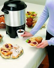 Coffee Maker Large Catering Commercial Hot Kettle Station Water Pot Dispenser