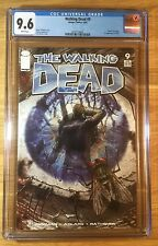 Walking Dead 9, CGC 9.6, graded NM+, death of Donna, 1st appearance of Otis