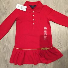 BNWT Girls Ralph Lauren Dress 4y & Lots Of Designer Clothes 100%Genuine