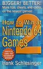 How to Win at Nintendo Games - Revised Edition-ExLibrary