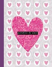 Palabras de Amor by Clare Fennell (2015, Paperback)