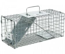 Havahart Small Professional Style One-Door Animal Trap for Squirrel, Rabbit,