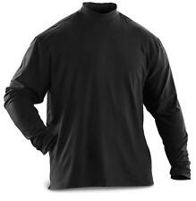 U.S. Military - DSCP Collection - The Prefect Fit - Jersey Mock Turtleneck Shirt