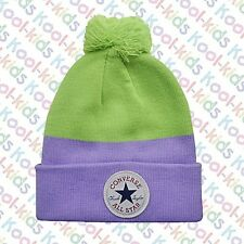 Converse Chuck Taylor Girls Winter Hat - BNWTS  Frozen Lilac