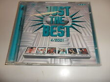 CD   Just The Best 2001 Vol. 4