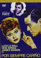 FOREVER DARLING (1956)  **Dvd R2** Lucille Ball, Desi Arnaz, James Mason,