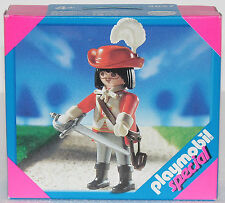 ROSSO MOSCHETTIERE GARDE Playmobil Special 4627 v.`03 zu Francese Nave