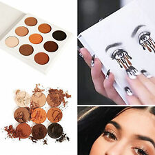 POP 9 Colors Lady Eye Shadow Makeup Cosmetic Shimmer Matte Eyeshadow Palette Set