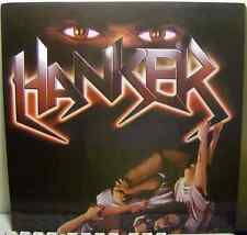 Rare Canadian Classic Power Metal LP by HANKER Snakes And Ladders 1999 Limited