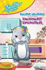 Num Nums And The Dessert Disaster (Zhu Zhu Pets), Scholastic, Good Book