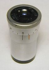 Zeiss Kpl 12.5x Microscope Measuring Eyepiece w/reticle installed, Excellent con