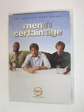 Men of a Certain Age: The Complete First Season (DVD, 2010, 2-Disc Set) ROMANO