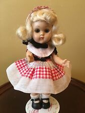 Vintage Vogue Ginny Doll 1955 Tiny Miss