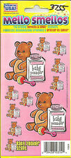 Mello Smellos The Original Scratch & Smell Stickers Baby Powder Scent Pink