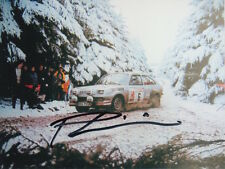 Pentti Airikkala Hand Signed 7x5 Photo Rally 4.