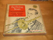 1/4R The Swing Years - The Great Bands and their Greatest Hits  7 LP Box