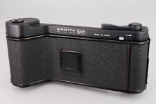 Excelent+++++ Mamiya Roll Film Holder 6x7 For Universal Press Camera from Japan
