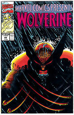 MARVEL COMIC PRESENTS #89 WOLVERINE VF/NM UNREAD-- B91-10 #28667